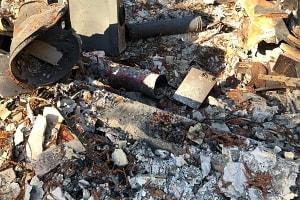 California Wildfire Debris Testing