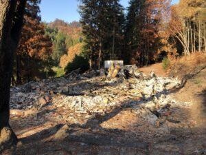 CZU Fire Debris Cleanup